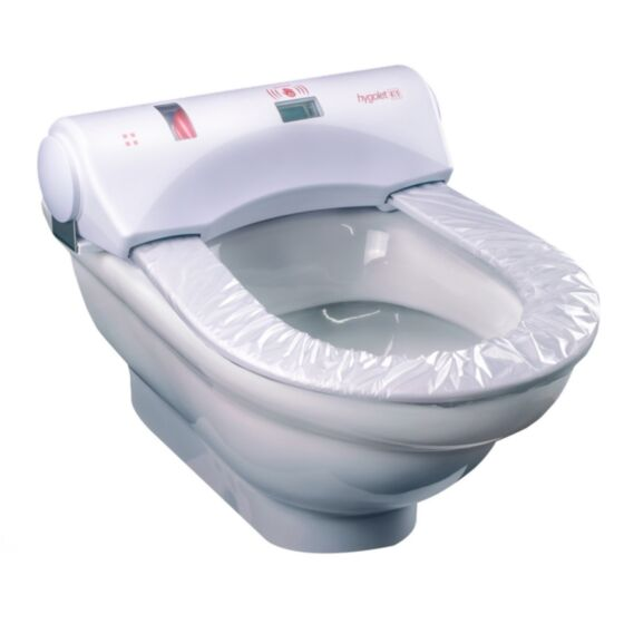 HYGIENE TOILET SEAT COVER PLATIC ROLL