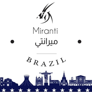 قهوة البرازيل ميرانتي من محمصة اكتوبر 250 جرام