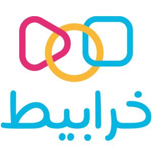 وعاء زجاجي مع قاعدة على شكل اوراق شجر